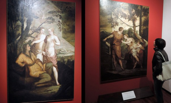 Tintoretto exhibit