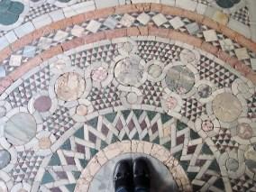Ca d'oro floor