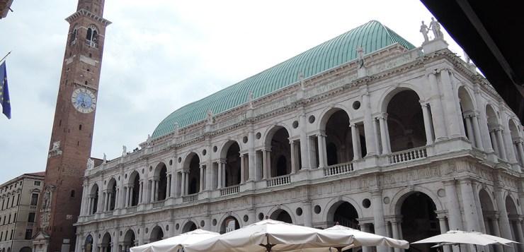 Basilica Palladiana, Vicenza