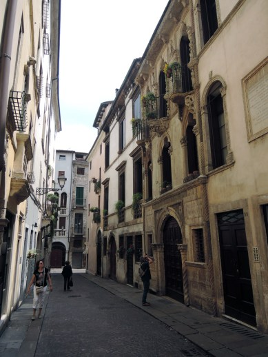 Palazzo Pigafetta, Vicenza
