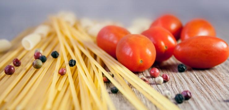Italian pasta: Spaghetti, photo at https://www.pexels.com