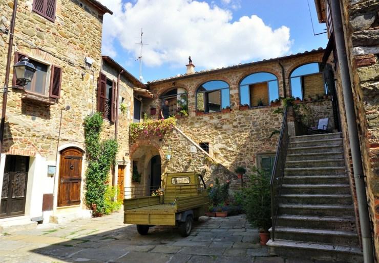 Lovely corner of Montemerano