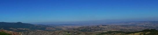 View from Radicofani Fortress