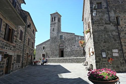 Church of Radicofani