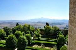 Garden of Palazzo Piccolomini