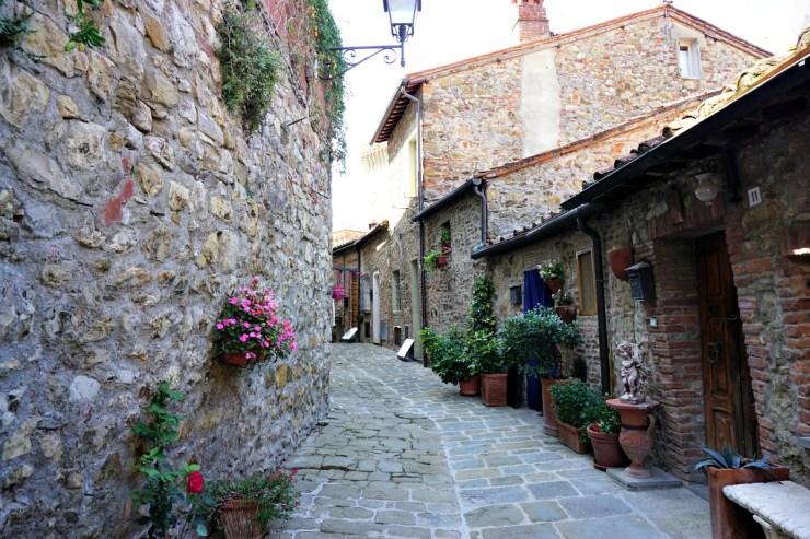 Romantic streets
