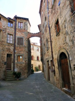 Street of Anghiari