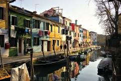 Canal, Burano