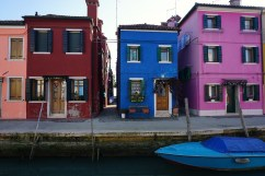 Houses, Island of Burano