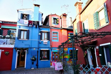 Bepi's House, Island of Burano