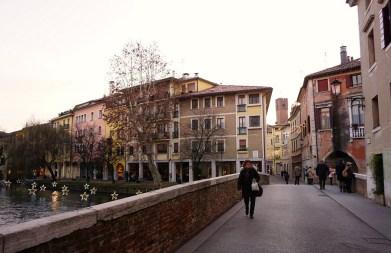 Strolling in Treviso