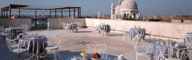 Terrace ©Bauer Palazzo