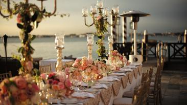 ©San Clemente Palace Kempinski, Wedding set