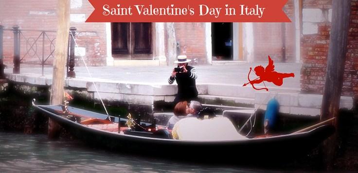 Saint Valentine's day in Italy
