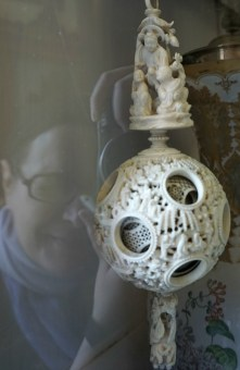 Ivory Sphere