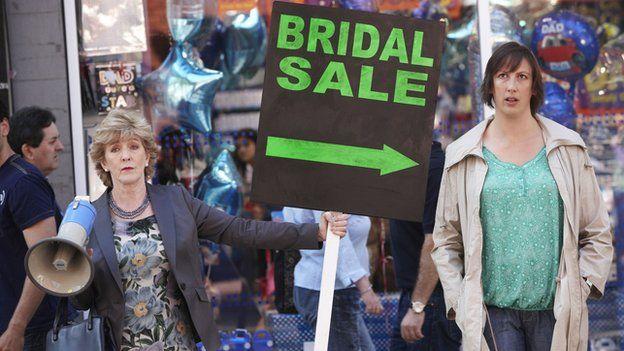 Miranda ©BBC, best British TV series