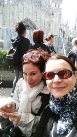 RobertaArcobalenoblue and me