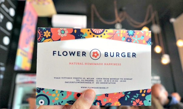 Flower Burger Milano