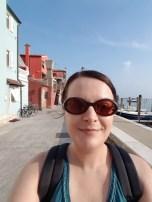 Strolling in Pellestrina