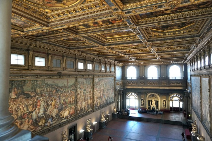 Salone dei 500, Florence in 1 day
