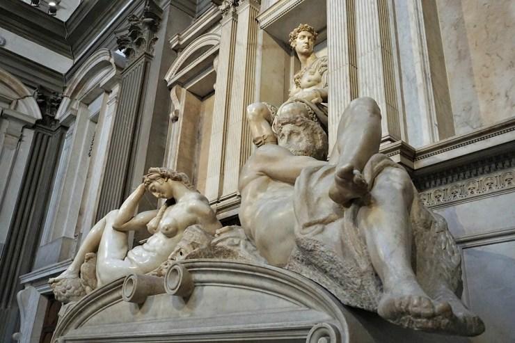 Giuliano de' Medici, Night and Day