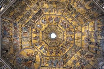 Mosaics of the Battistero, Florence