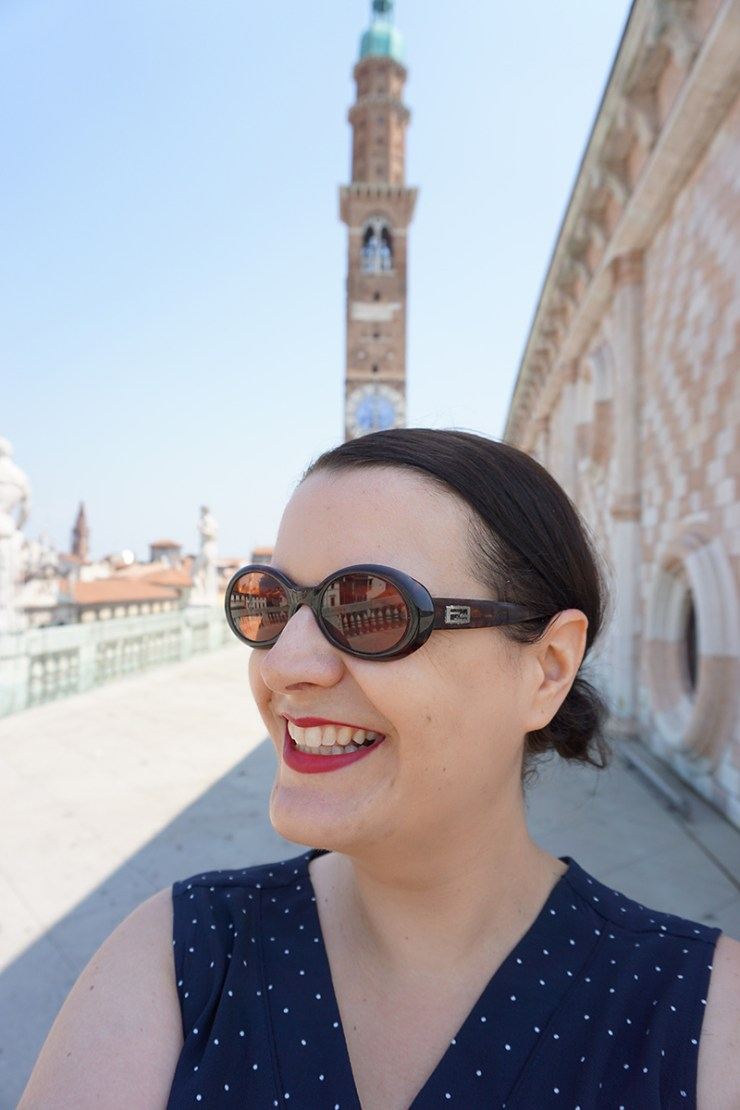 Happy shallalà, La Terrazza della Basilica
