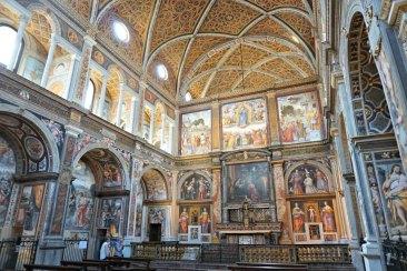 Milan's Sistine Chapel