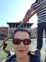 Me on the gondola