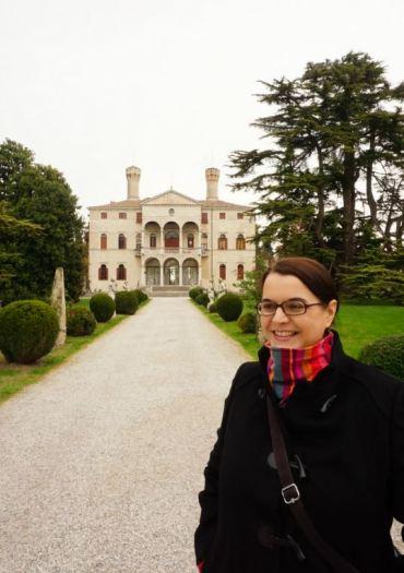At Castello di Roncade
