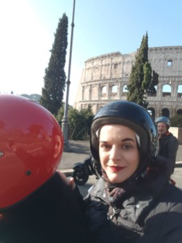 Me and the Colosseum