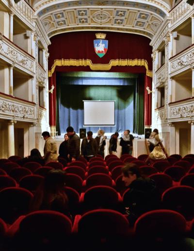 teatro Sinalunga