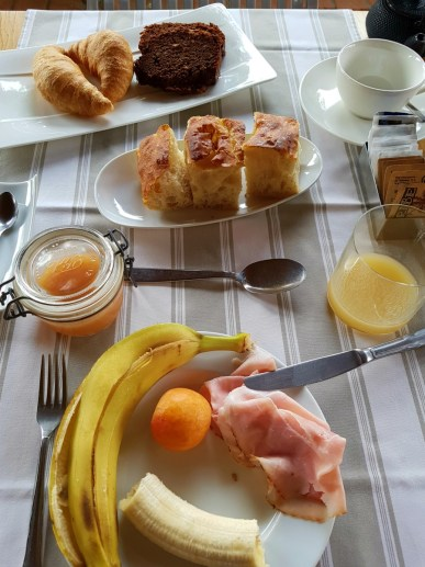 Breakfast at Venissa