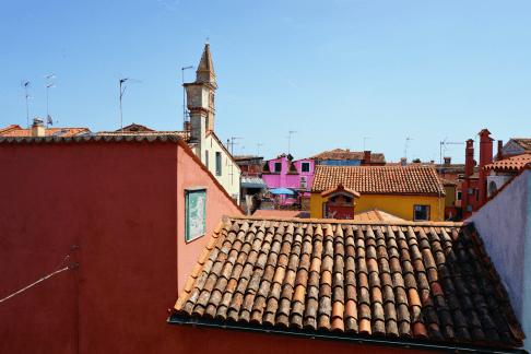 Casa Burano view