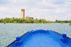Towards Torcello
