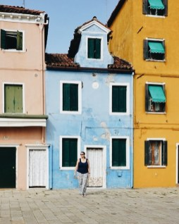 Colorful Houses - What to do in Burano