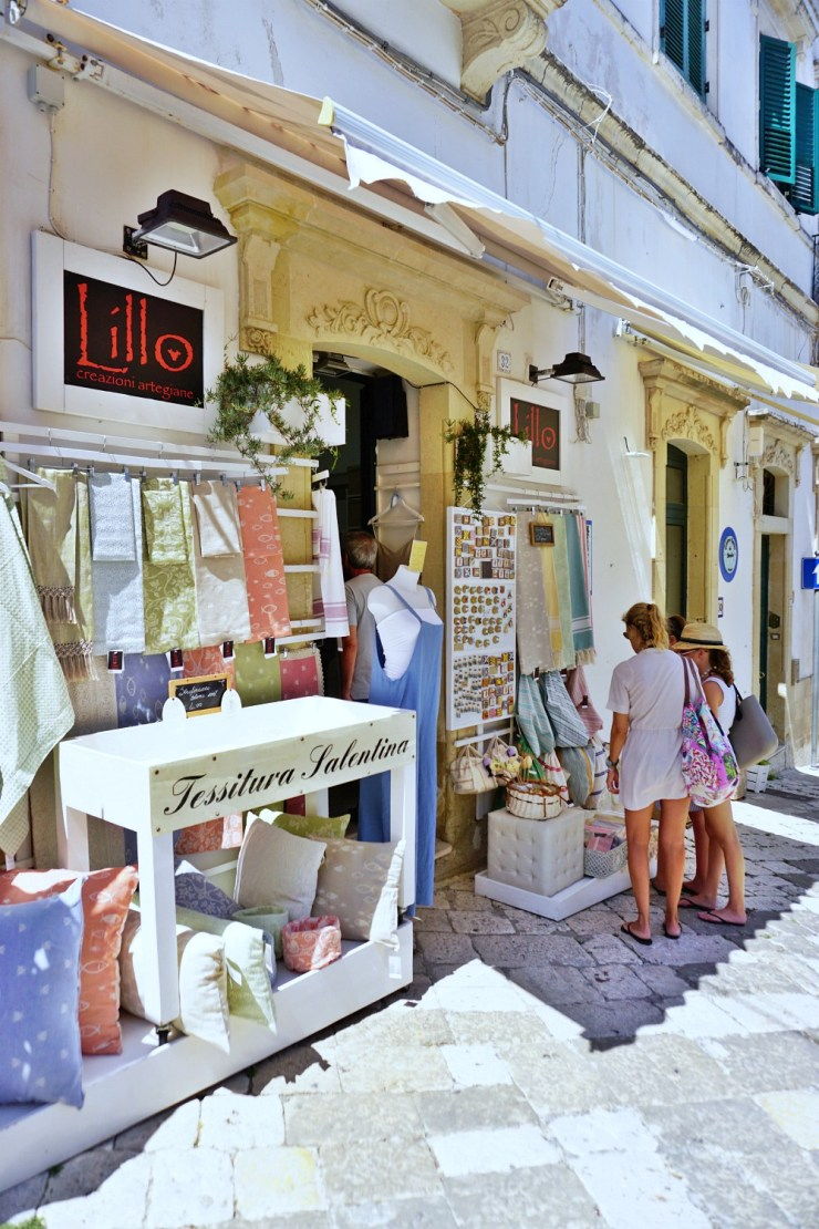 Lillo Artisanal shop