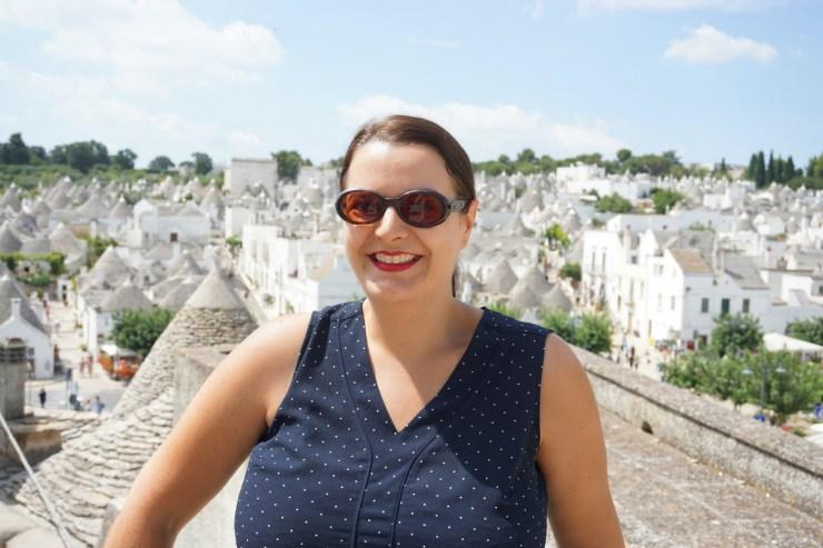 Me at Belvedere di Santa Lucia
