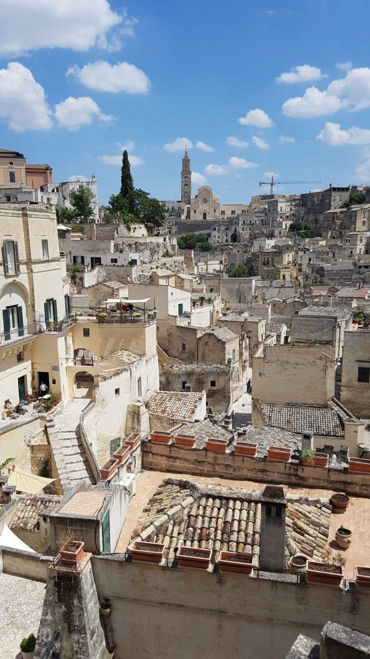 Matera shame of Italy