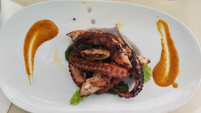 Octopus, Osteria alla Frasca