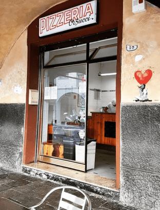 Pizzeria Orsucci, Best Street food in Padua