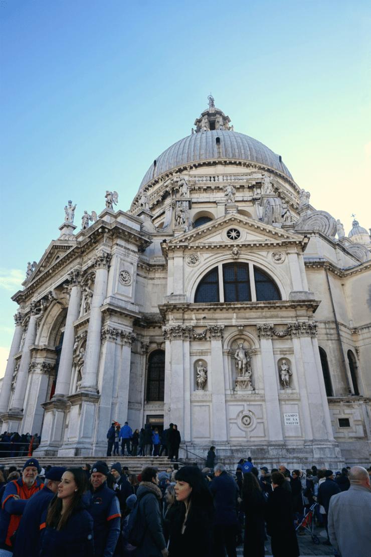 Salute festival in Venice