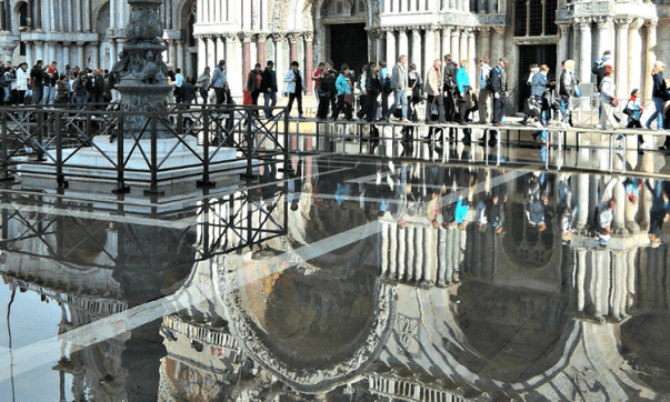 When will venice flood barrier be finished?
