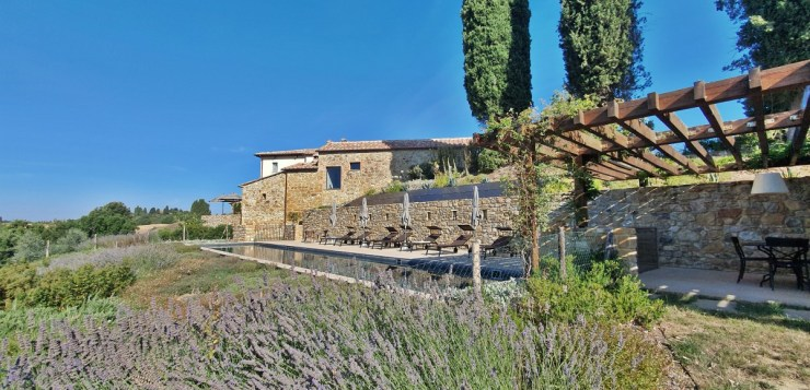 Podere Trafonti, an inspiring retreat in Tuscany