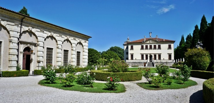 Villa Valmarana ai Nani in Vicenza: story, facts, info and tips