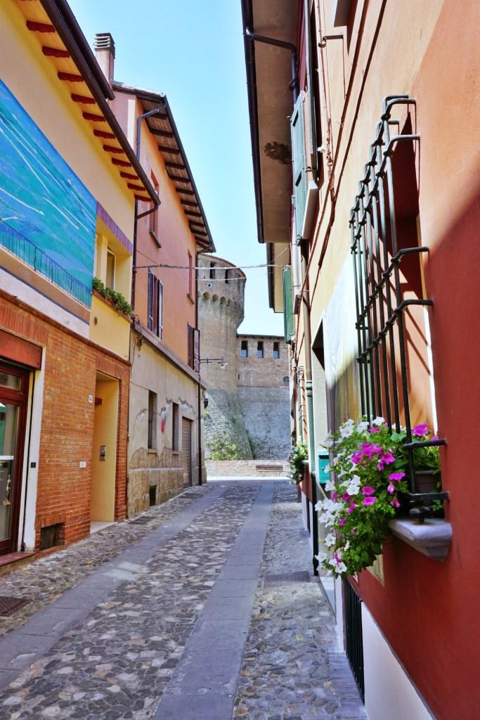 Dozza Fortress