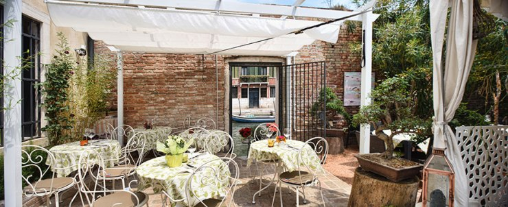 Photo @Ghimel Garden, Vegetarian restaurants in Venice