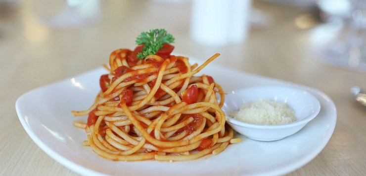 Vegetarian restaurants in Venice (with some vegan options too)