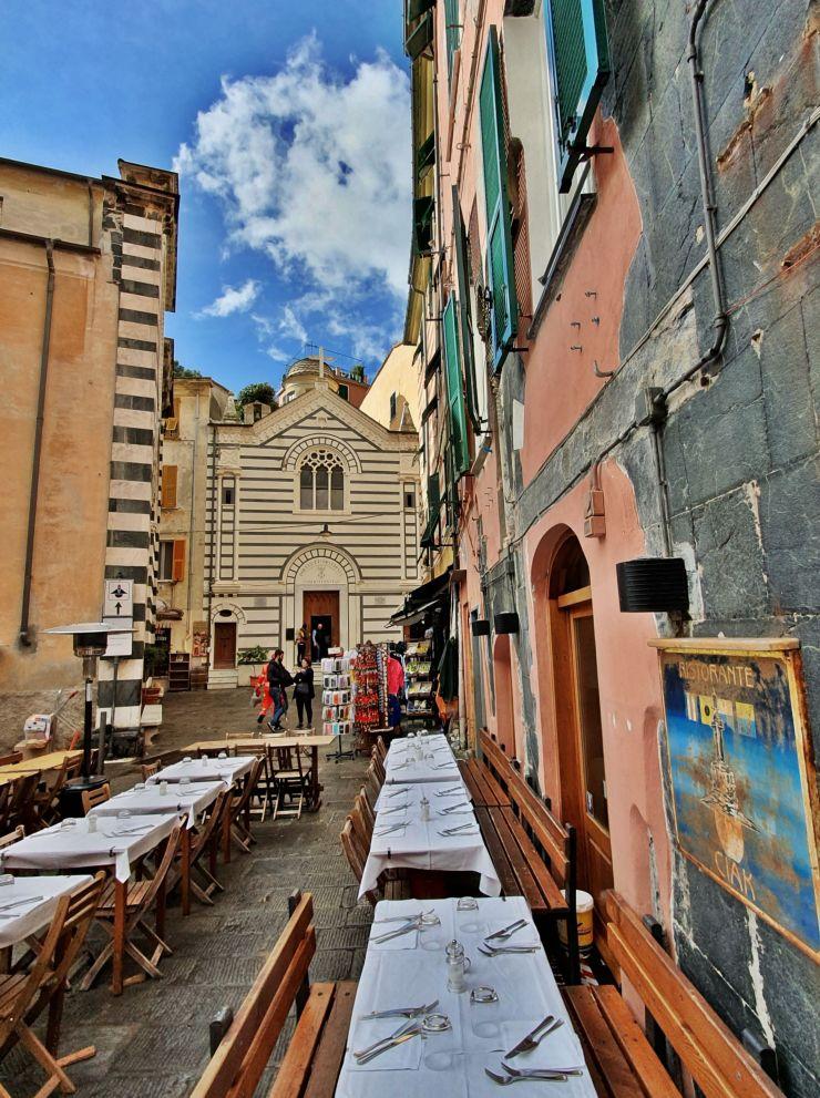 Monterosso, Cinque Terre in November