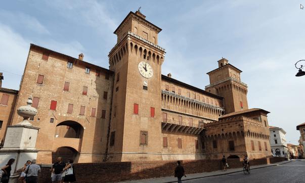 Cosa vedere a Ferrara in 2 giorni